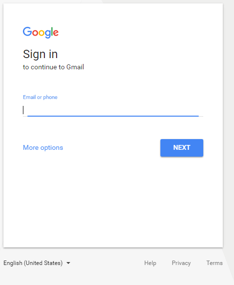 forgot gmail passwrod on phone how to set new account