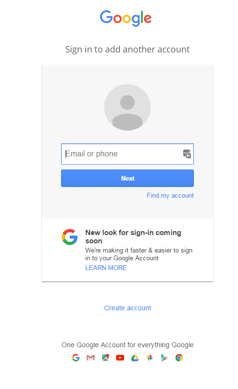 Gmail login a step backwards for security grebar systems inc stopboris Image collections